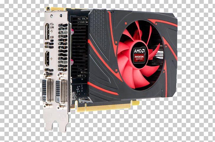 Graphics Cards & Video Adapters AMD Radeon Rx 200 Series Radeon R9