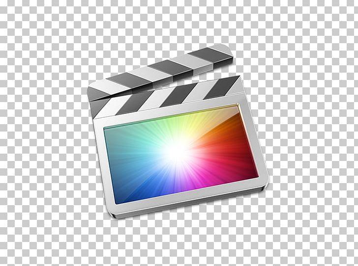MacBook Pro Final Cut Pro X Final Cut Studio Video Editing Software