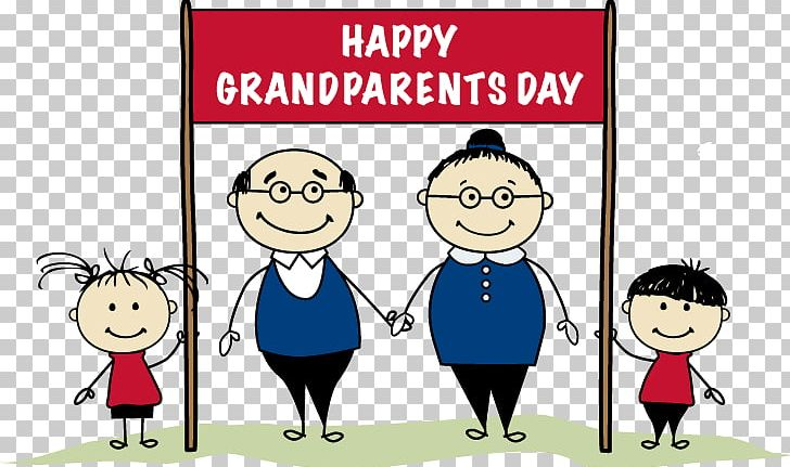 National Grandparents Day Family PNG, Clipart, Cartoon, Child, Comics, Communication, Conversation Free PNG Download