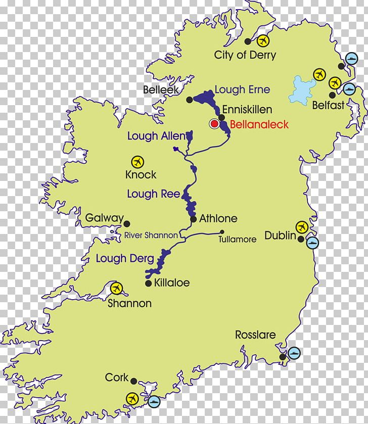 Map Of Shannon Ireland.River Shannon Shannon Png Clipart Area County Offaly Ecoregion