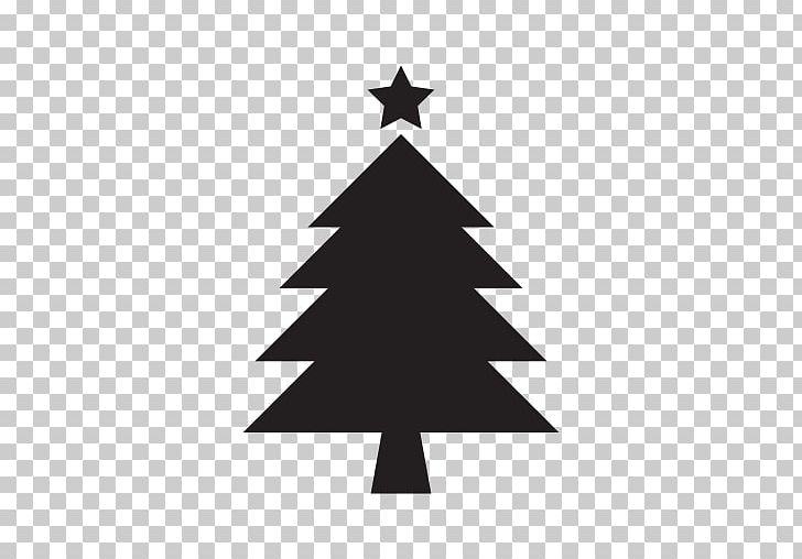 White Christmas Tree Png.Christmas Tree Symbol Png Clipart Angle Black And White