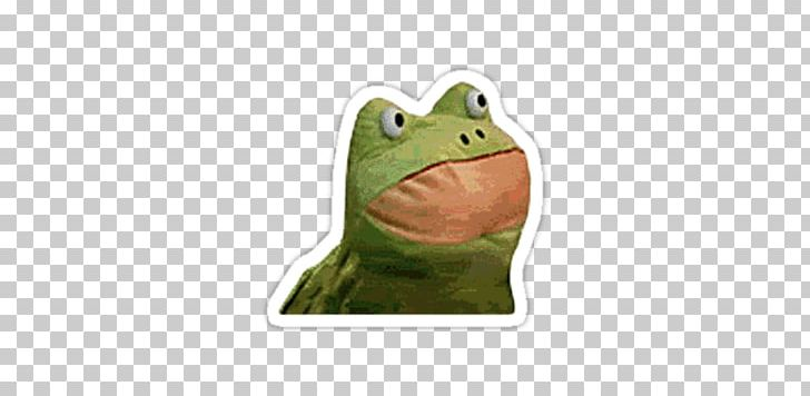 Get Out Frog Sticker Png Clipart Get Out Frog Memes Free Png Download