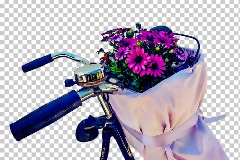 Flower Purple Violet Bouquet Bicycle Accessory PNG, Clipart, Bicycle Accessory, Bicycle Basket, Bouquet, Cut Flowers, Flower Free PNG Download