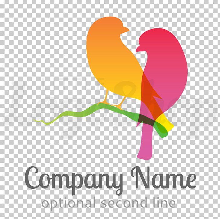 Logo Lovebird PNG, Clipart, Area, Art, Beak, Brand, Business