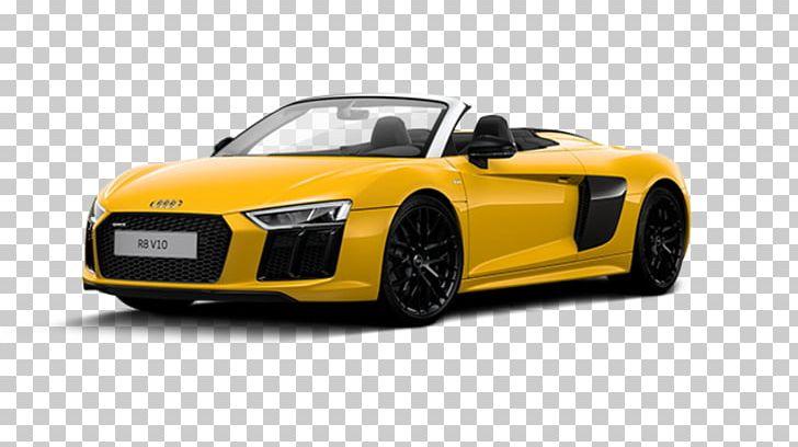 2017 Audi R8 2018 5 2 V10 Plus Engine Png