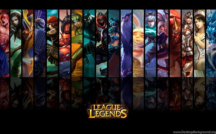 League Of Legends Summoner Rift Multiplayer Online Battle