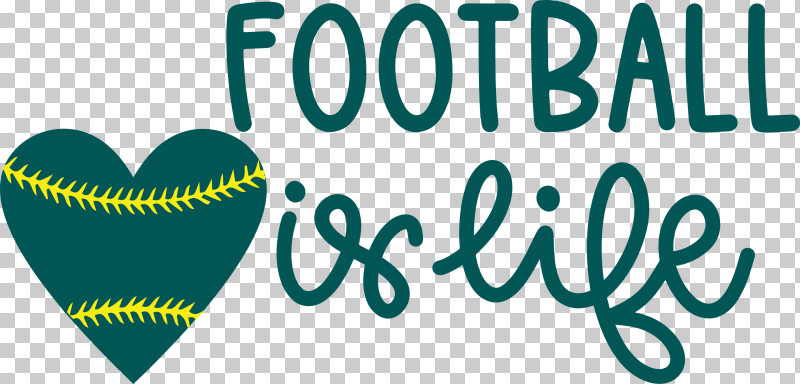 Football Is Life Football PNG, Clipart, Football, Geometry, Green, Line, Logo Free PNG Download