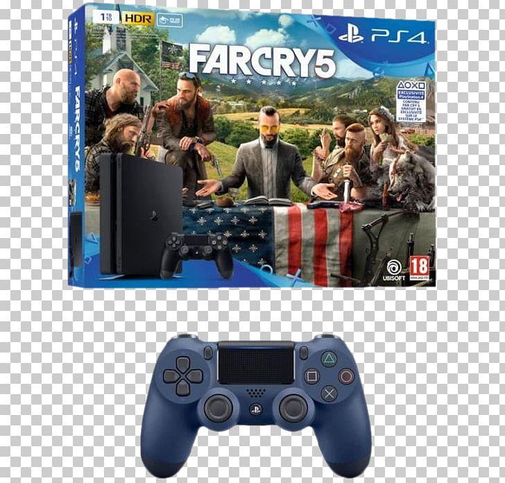 Sony PlayStation 4 Slim Far Cry 5 PlayStation VR PNG