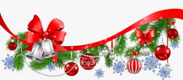 Christmas Clipart Transparent Background.Christmas Decoration Transparent Background Png Clipart