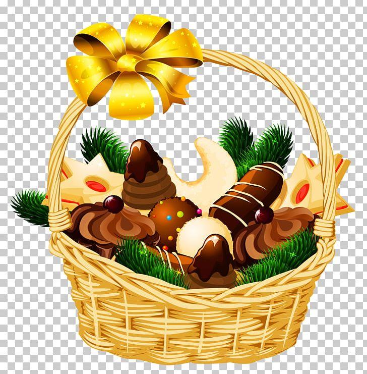Gift Basket Christmas Hamper PNG, Clipart, Basket, Christmas, Christmas Clipart, Christmas Hamper, Christmas Music Free PNG Download