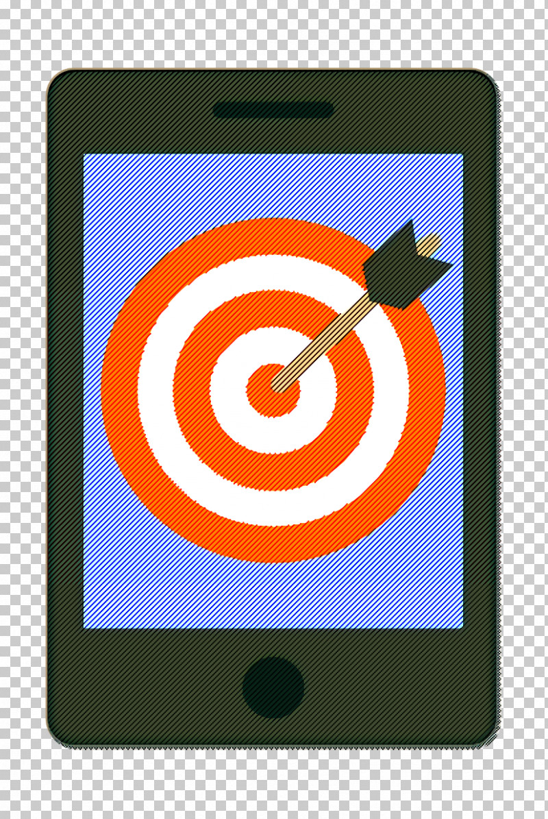 Target Icon Smartphone Icon Digital Marketing Icon PNG, Clipart, Business, Business Card, Content Marketing, Digital Marketing, Digital Marketing Icon Free PNG Download