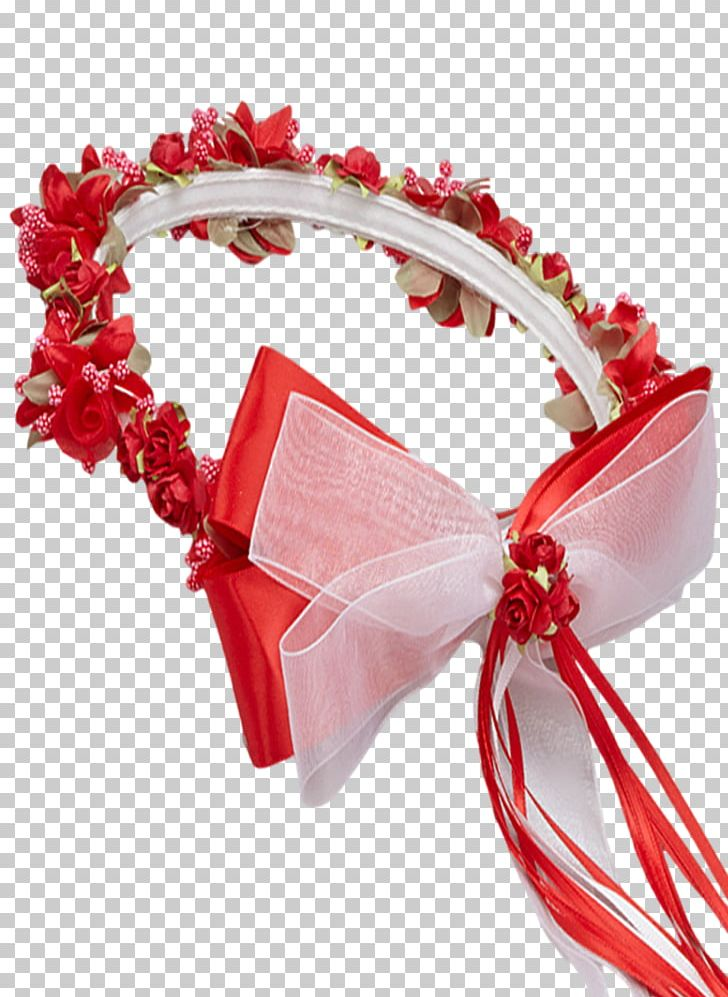 Clothing Accessories Flower Ribbon Wreath Headband PNG, Clipart, Artificial Flower, Bride, Clothing Accessories, Crown, Fashion Accessory Free PNG Download