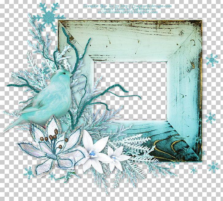 Frames Blue Desktop PNG, Clipart, Aqua, Art, Blue, Branch, Christmas Free PNG Download