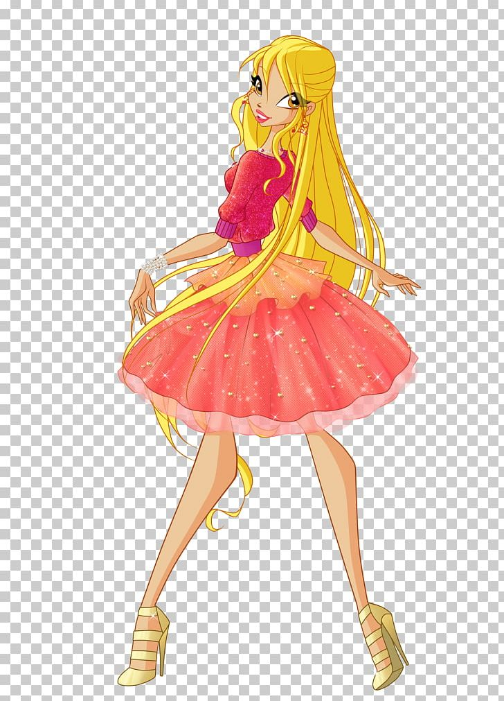 Stella Bloom Musa Flora Aisha PNG, Clipart, Anime, Art, Barbie, Bloom, Costume Free PNG Download