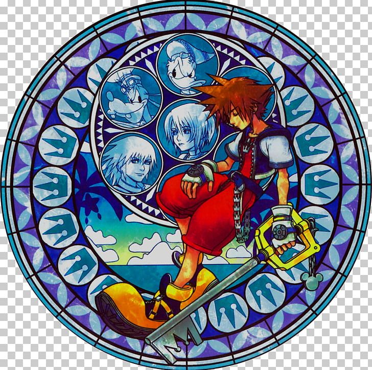 Kingdom Hearts II Kingdom Hearts Birth By Sleep Kingdom Hearts Coded Kingdom Hearts 3D: Dream Drop Distance PNG, Clipart, Aqua, Art, Circle, Distance, Game Free PNG Download