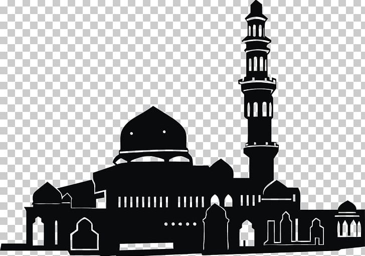 Badshahi Mosque Islam Al-Masjid An-Nabawi PNG, Clipart, Almasjid Annabawi, Badshahi Mosque, Black And White, Brand, Building Free PNG Download