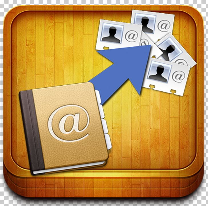 Apple Address Book Application
