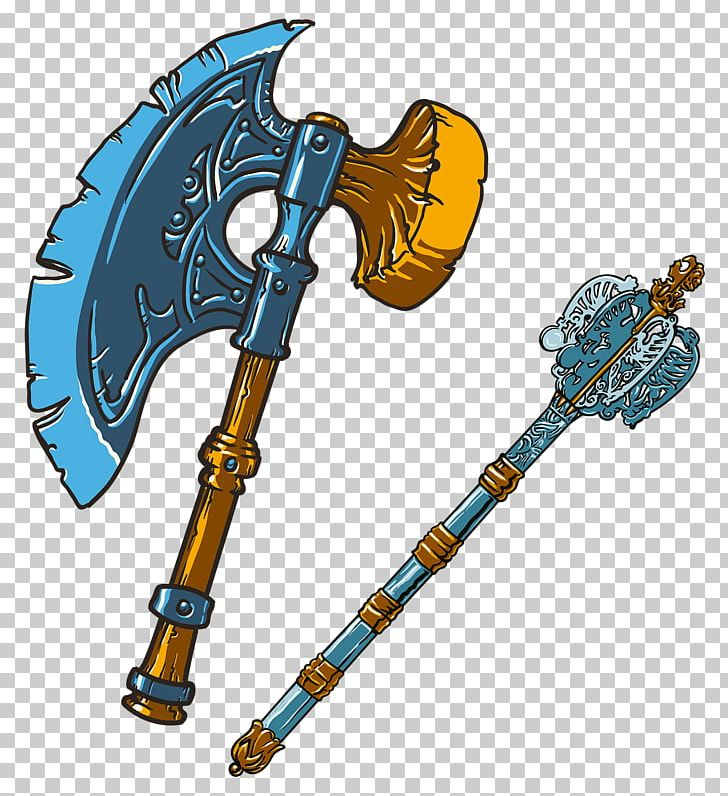 Axe PNG, Clipart, Axe, Blue, Cartoon, Clip Art, Cold Weapon Free PNG Download