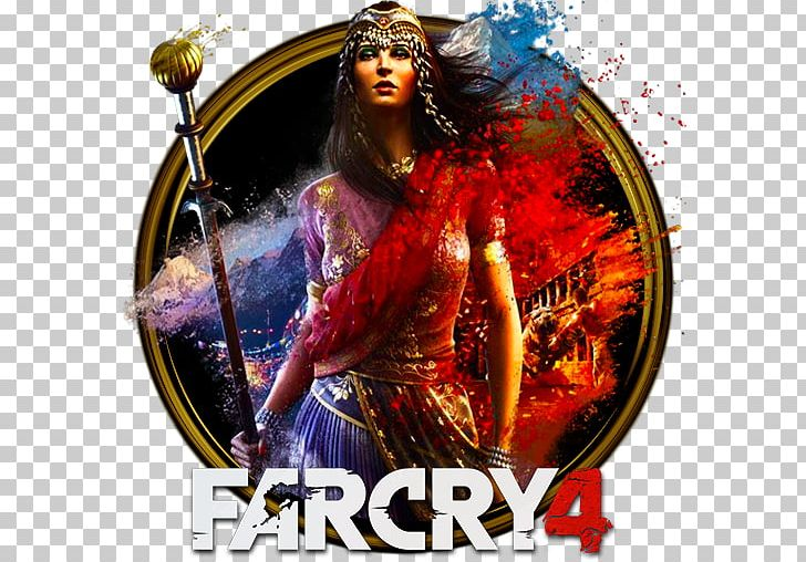Far Cry 4 Far Cry 3 Far Cry 5 Playstation 4 Png Clipart Ajay