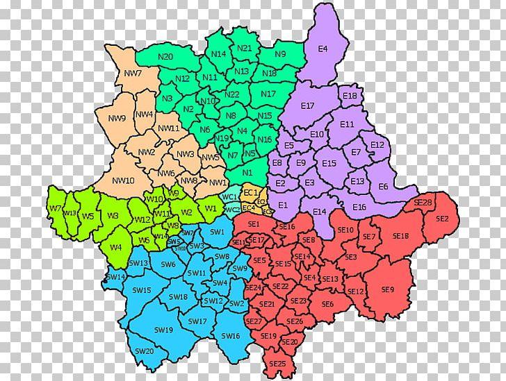 London Sw Map.Ec Postcode Area Sw Postcode Area Map Postcodes In The United