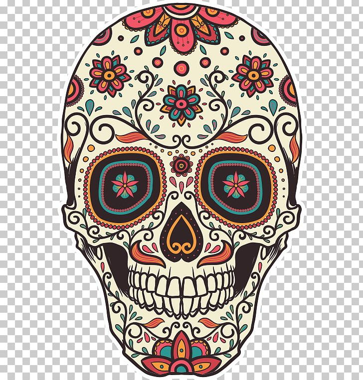 La Calavera Catrina Mexican Cuisine Day Of The Dead Skull PNG, Clipart,  Altar, Art, Bone, Calavera,