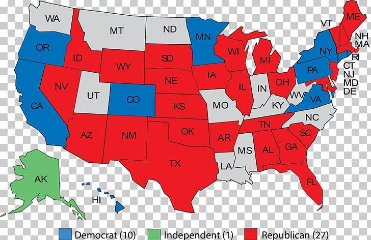 Washington Southern United States Midwestern United States ...
