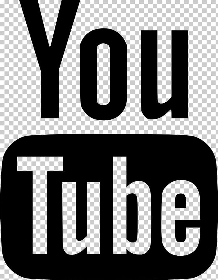 YouTube Computer Icons Font Awesome PNG, Clipart, Area, Black And White, Brand, Clip Art, Computer Icons Free PNG Download