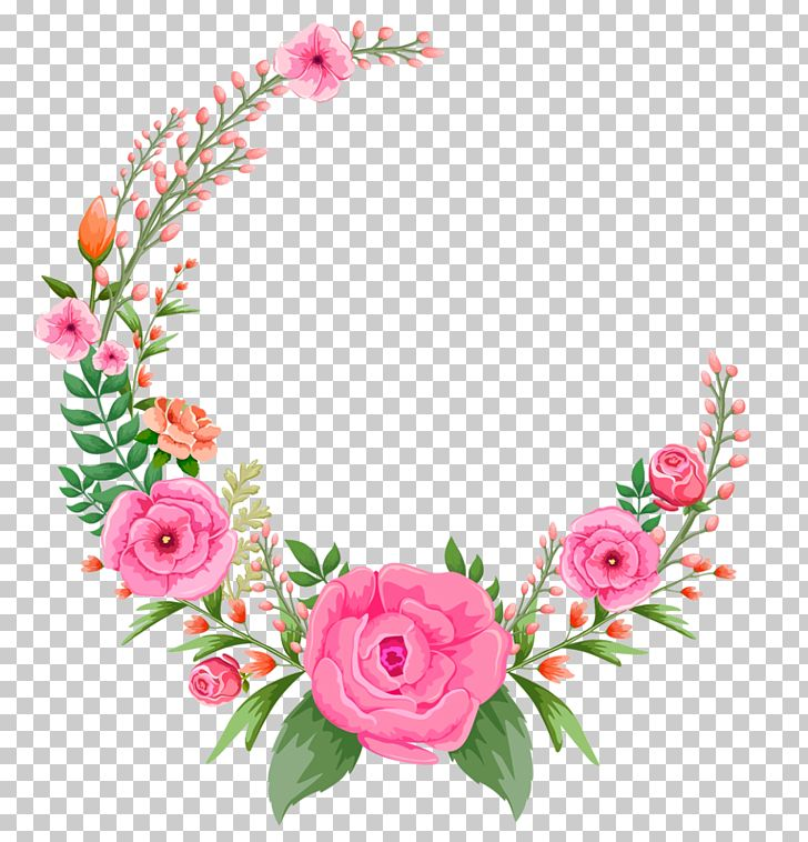 Flower Pink Rose PNG, Clipart, Artificial Flower, Border Frame, Color, Cut Flowers, Download Free PNG Download