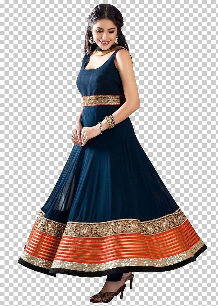 Anarkali Salwar Suit Dress Shalwar Kameez Georgette PNG, Clipart, Anarkali, Anarkali Salwar Suit, Choli, Churidar, Clothing Free PNG Download