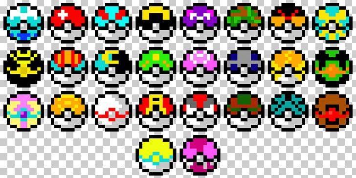 Pikachu Poké Ball Pixel Art Minecraft Png Clipart Art