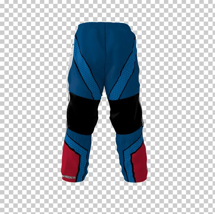 Hockey Protective Pants & Ski Shorts PNG, Clipart, Blue, Cobalt Blue, Electric Blue, Hockey, Hockey Pants Free PNG Download