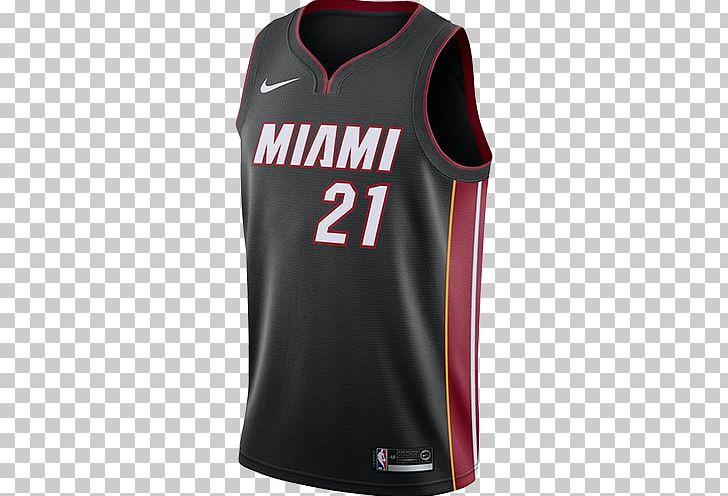 new style 6bb78 eda77 Miami Heat T-shirt NBA Playoffs Nike NBA Store PNG, Clipart ...