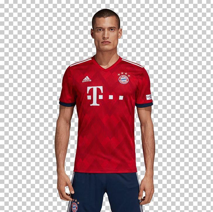 pretty nice fc552 2d59d Mats Hummels FC Bayern Munich Jersey Adidas PNG, Clipart ...
