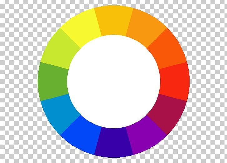 Couleurs Chaudes Et Froides Color Violet Kalte Farbe Yellow PNG ...