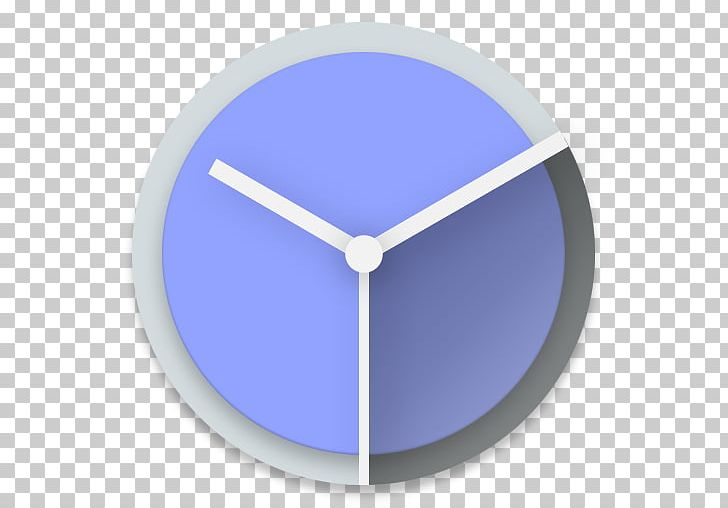Electric Blue Clock PNG, Clipart, Alarm Clocks, Android, Android Kitkat, Android Lollipop, Android Oreo Free PNG Download