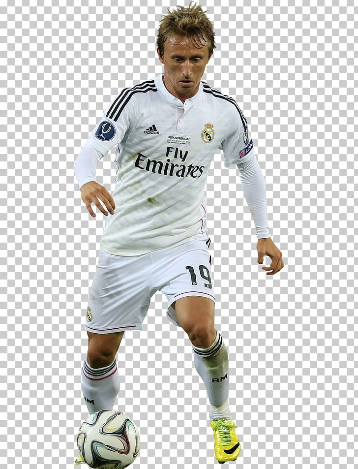 save off fc940 4543c Luka Modrić Real Madrid C.F. Croatia National Football Team ...