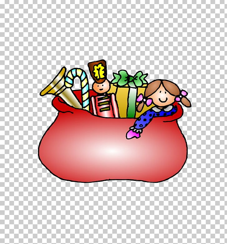 Santa Claus Christmas Gift PNG, Clipart, Area, Art, Bag, Christmas, Christmas Gift Free PNG Download