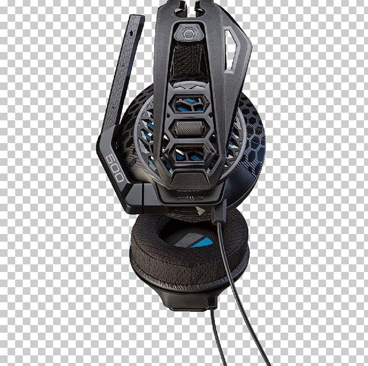 Microphone Headset Plantronics RIG 500E Headphones PNG