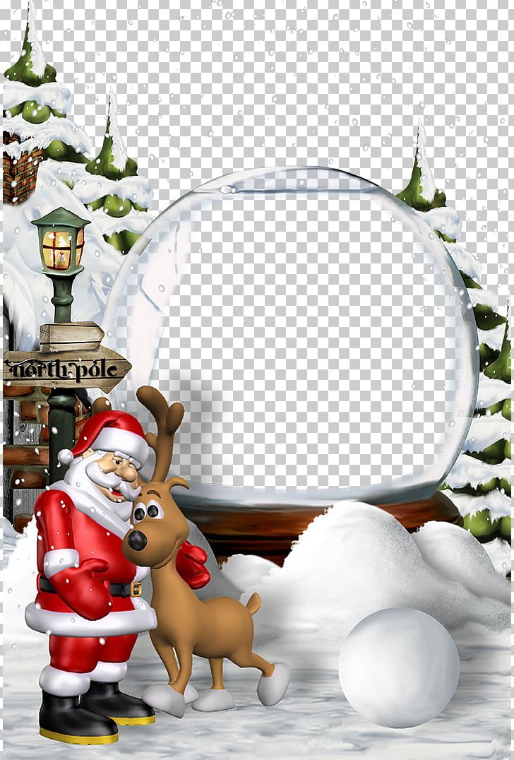 Christmas Eve Clipart.Santa Claus Christmas Eve New Year Png Clipart Background