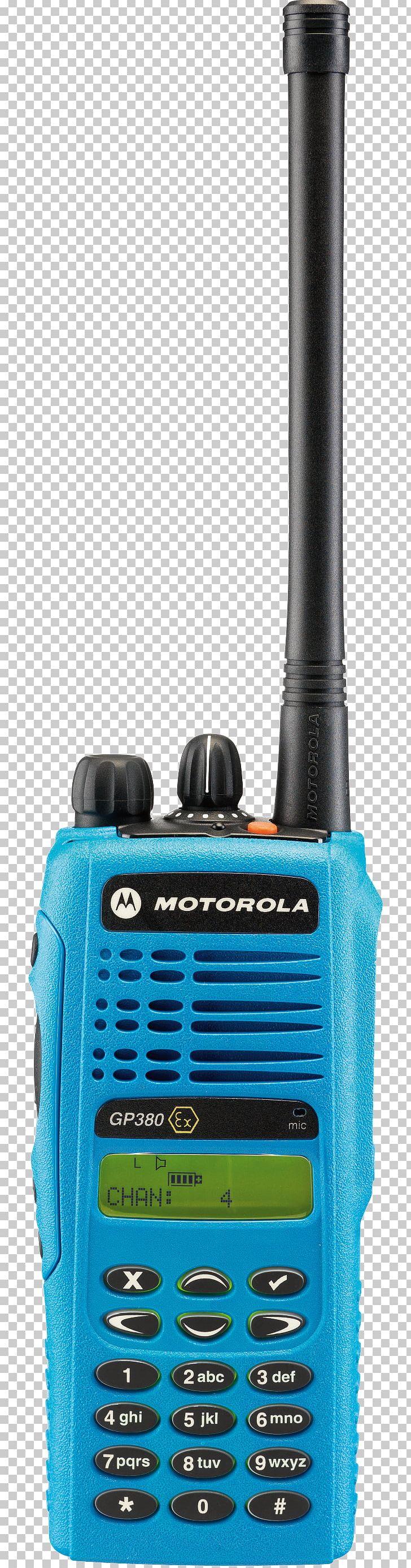 Walkie-talkie Two-way Radio Motorola بیسیم ATEX Directive PNG, Clipart, Analog Signal, Atex Directive, Barbar, Cylinder, Electric Blue Free PNG Download