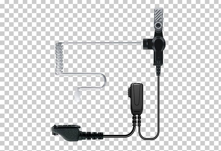 Microphone Push-to-talk Walkie-talkie Two-way Radio PNG, Clipart, Angle, Audio Equipment, Cable, Electronics, Electronics Accessory Free PNG Download