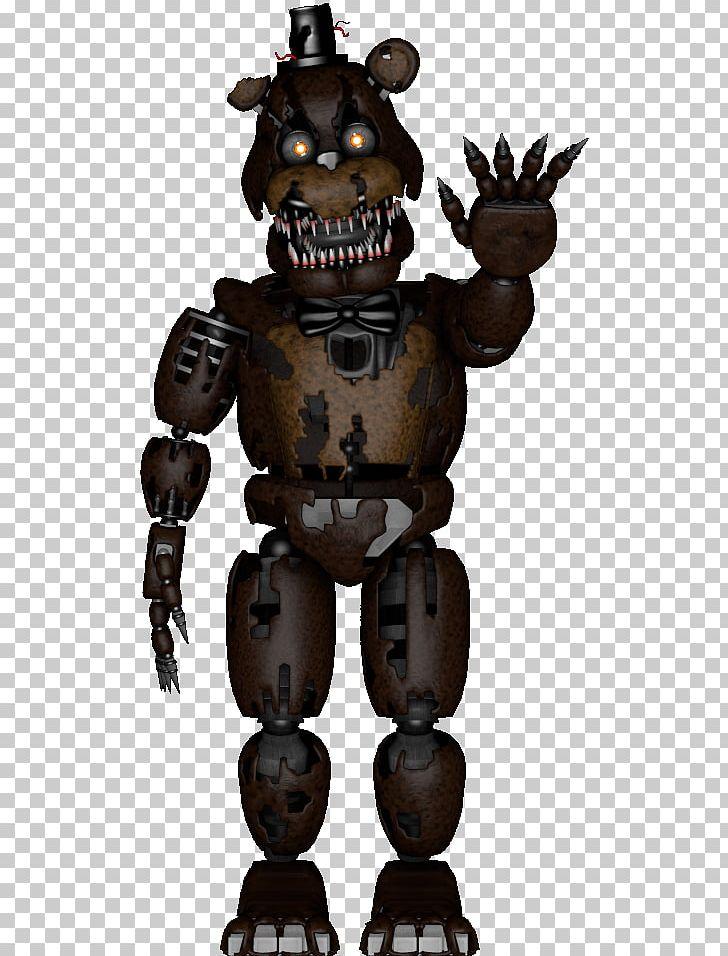 Freddys 4 Freddy Fazbears — BCMA