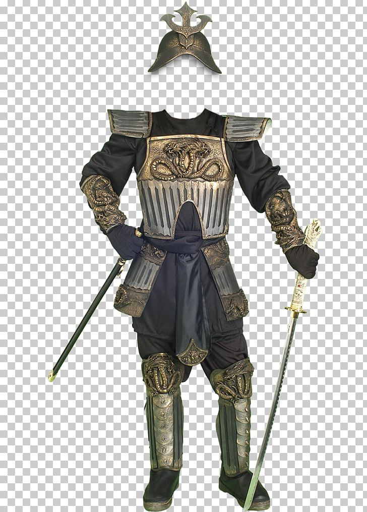 Costume Party Samurai Halloween Costume Body Armor PNG, Clipart, Action Figure, Armour, Body Armor, Clothing, Components Of Medieval Armour Free PNG Download