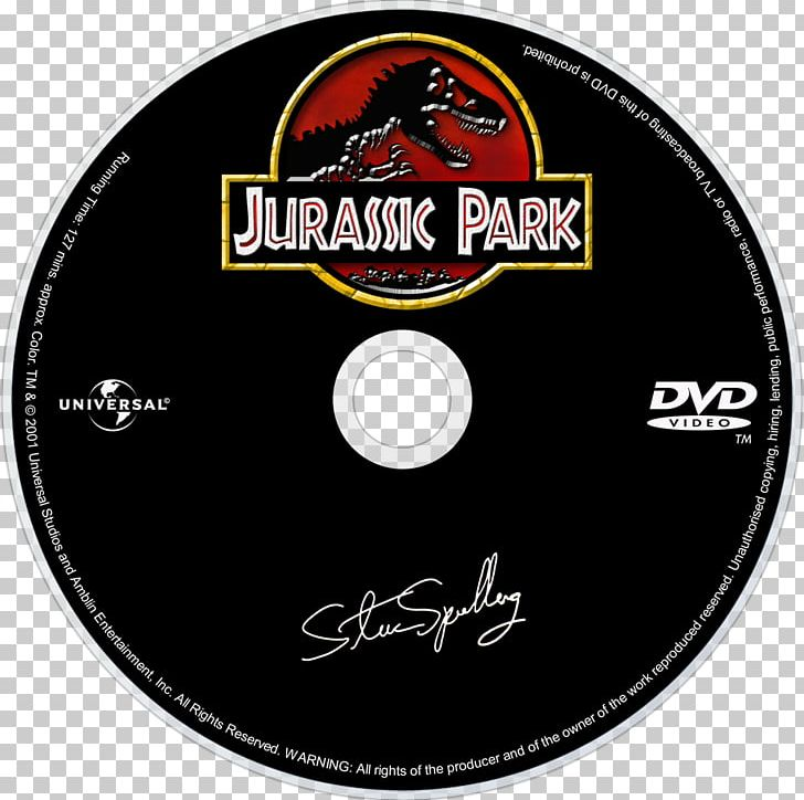 The Lost World Jurassic Park III: Park Builder Compact Disc Soundtrack PNG, Clipart, Brand, Compact Disc, Dvd, Film, Jurassic Park Free PNG Download