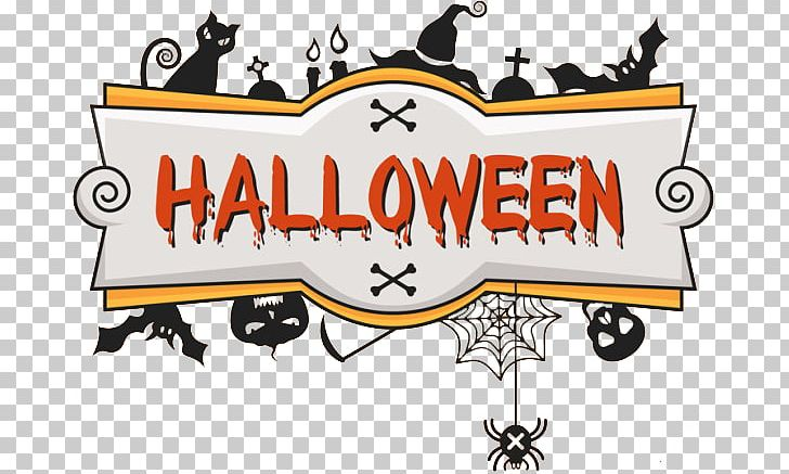 Halloween Costume Banner PNG, Clipart, Brand, Cartoon, Festival, Ghosts, Ghosts And Monsters Free PNG Download