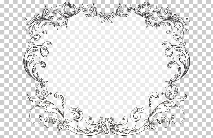 Wedding Invitation Ornament Pattern PNG, Clipart, Black And White, Body Jewelry, Border Frames, Circle, Download Free PNG Download