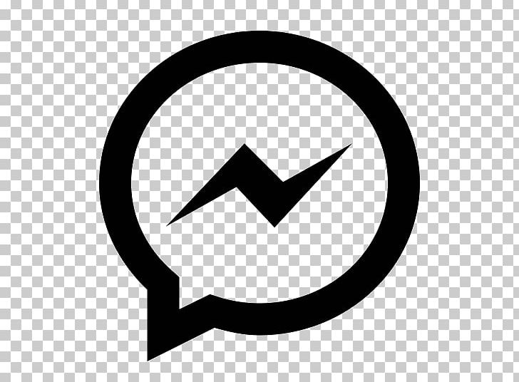 Computer Icons Facebook Messenger PNG, Clipart, Android, Angle, Area, Black And White, Brand Free PNG Download