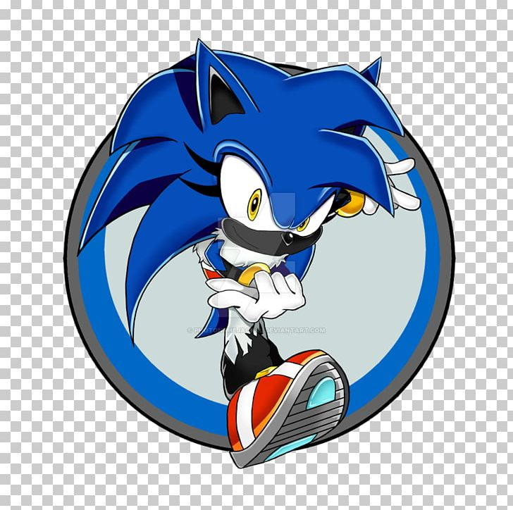 Vertebrate Sonic The Hedgehog Logo Png Clipart Animals Deviantart Fictional Character Headgear Hedgehog Free Png Download