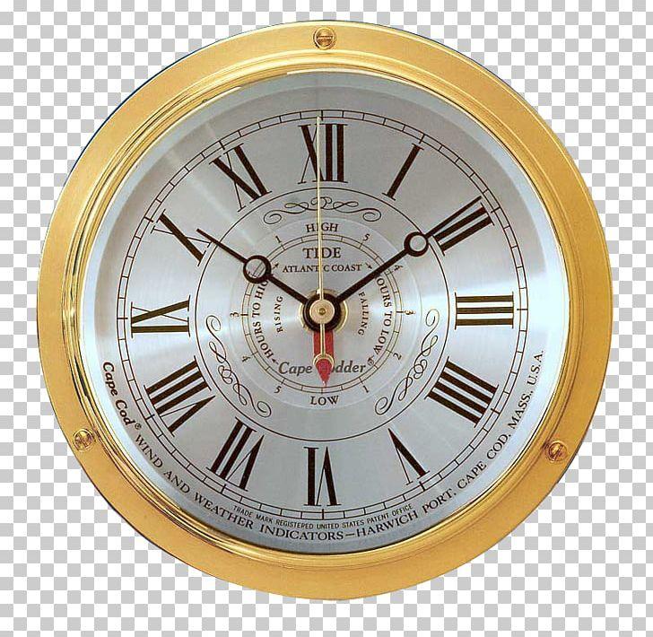 Cape Cod Wind & Weather Time & Tide Clock Cape Codder Clock