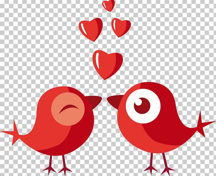 Love Valentines Day Romance PNG, Clipart, Animals, Balloon Cartoon, Beak, Bird, Bird Lovers Free PNG Download